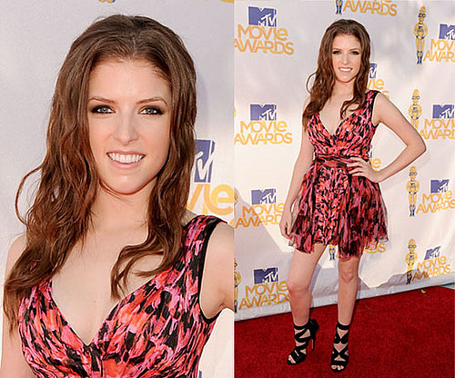 Anna Kendrick at 2010 MTV Movie Awards 2010-06-06 16:57:24