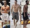 Pictures of Shirtless Jeremy Piven, John Legend, Chace Crawford and Brian Austin Green