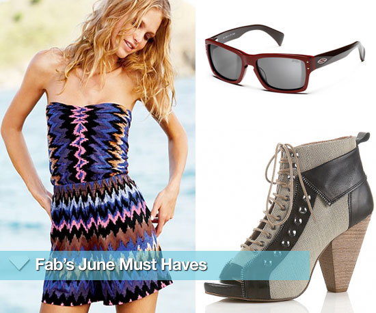 Fab's June Must Haves