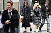 Pictures of Kate Hudson, Ginnifer Goodwin, John Krasinski, Justin Long Filming Something Borrowed in New York