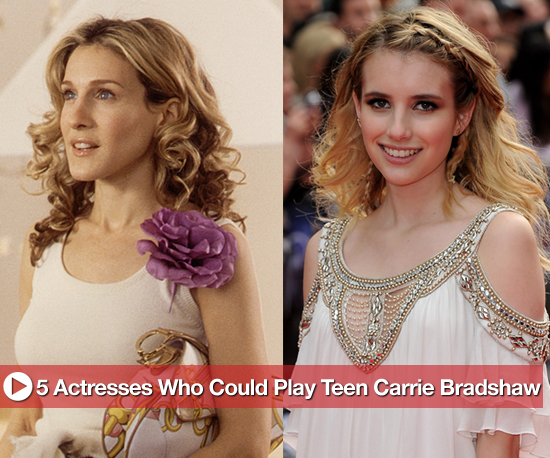 5 Actresses Who Could Play a Teen Carrie Bradshaw