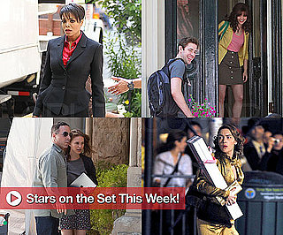 Pictures of Kate Winslet, John Krasinski, Janet Jackson, Kate Hudson and More on Set!