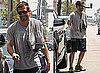 Pictures of Prince of Persia's Jake Gyllenhaal After a Workout in LA