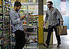 Pictures of Jake Gyllenhaal at a Grocery Store in LA