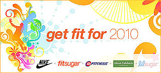 Winner of FitSugar Get Fit For 2010 Giveaway