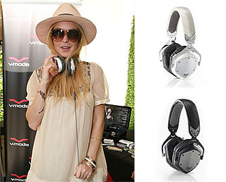 Celebrities Wearing V-Moda Headphones at the MTV Movie Awards Gift Lounge