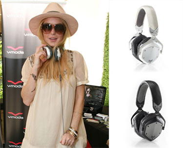 Pictures of Lindsay Lohan, Robert Buckley, Adrian Brody, and Jennifer Carpenter at the MTV Movie Awards Gift Lounge