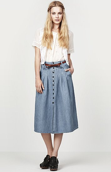 Zara Does Prairie, Preppy, and Whimsy For June '10