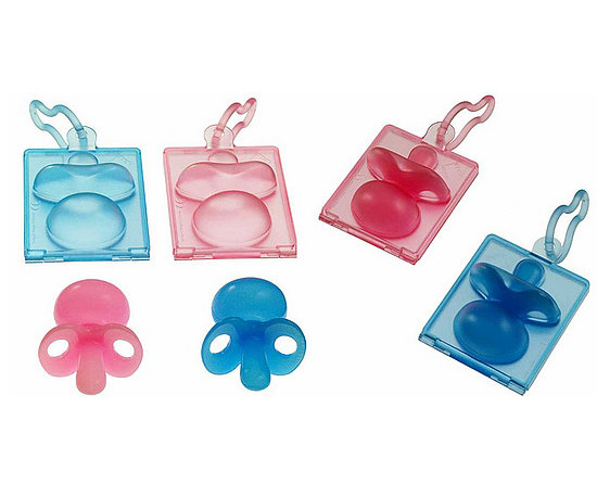 At What Age Did Your Child Kiss Their Pacifier Goodbye?