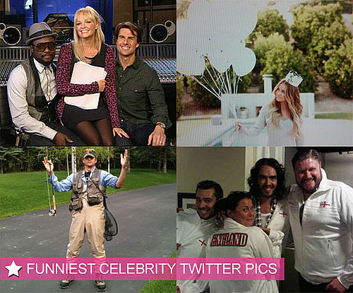 Fun and Funny Celebrity Twitter Photos 2010-06-04 15:00:50