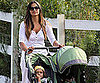 Slide Picture of Camila Alves With Levi And Vida in LA 2010-06-14 09:30:00