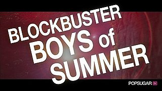 Summer 2010 Blockbuster Male Movie Stars