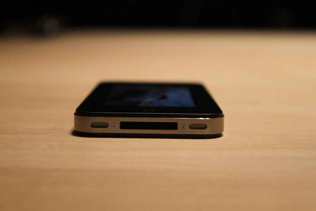 Up Close and Personal With the iPhone 4