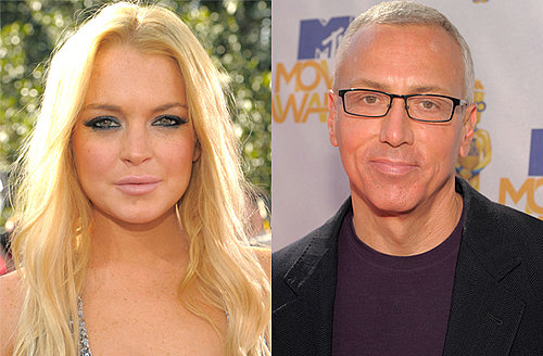 Lindsay Lohan Switched Seats at MTV Movie Awards to Avoid Dr. Drew