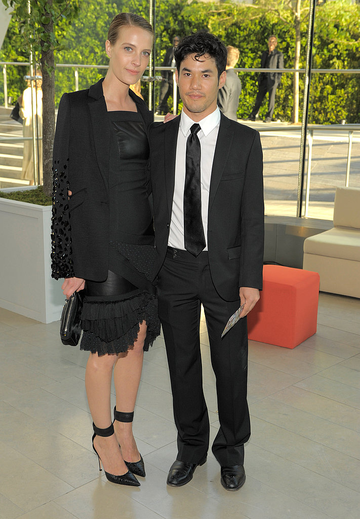 Vanessa Traina in Altuzarra with Joseph Altuzarra