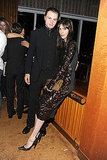Michael Pitt, Jamie Bochert Photo courtesy the CFDA