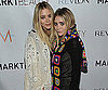 Slide Picture of Mary-Kate and Ashley Olsen at Event in New York