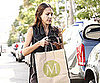 Slide Picture of Jessica Alba Getting Lunch in LA
