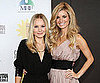 Slide Picture of Kristen Bell and Marisa Miller at a Cosmo Event in New York