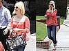 Pictures of La Mer Spokeswoman January Jones Out in LA