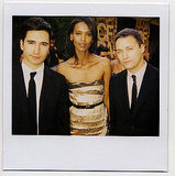 The Proenza Schouler boys and the always adorable Liya Kebede.