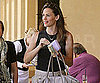 Slide Picture of Jennifer Garner At Lunch at Bouchon in Beverly Hills