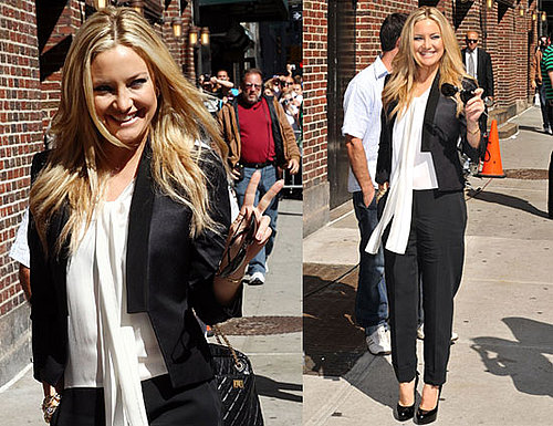 Pictures of Kate Hudson on The Late Show With David Letterman 2010-06-09 20:00:00