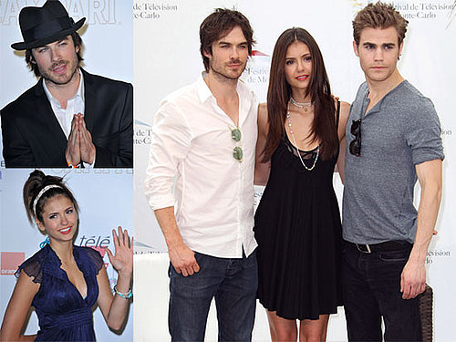 Pictures of The Vampire Diaries Cast In Monte Carlo 2010-06-10 16:30:08