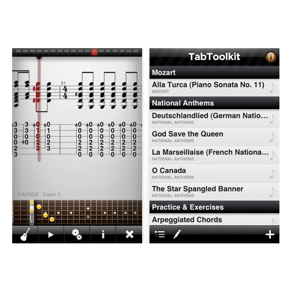 Tabtoolkit for iPad ($10)