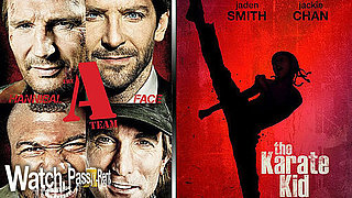The A-Team Movie Review and The Karate Kid Movie Review