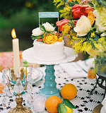 15 Pretty Pedestals For Wedding Confections