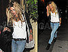 Pictures of Kate Moss Out in London With Big Hair