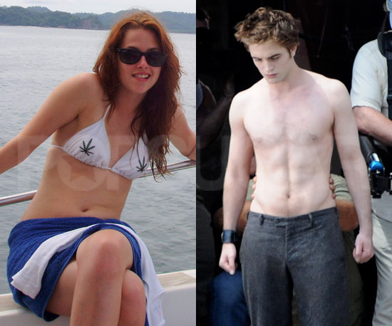 A Hot Vacation For Rob and Kristen?