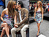 Pictures of Jennifer Lopez and Marc Anthony
