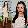 Pictures of Christina Ricci in Herve Leger