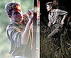 Pictures of Robert Pattinson in Costume Filming Water For Elephants on Set Doing His Own Stunts