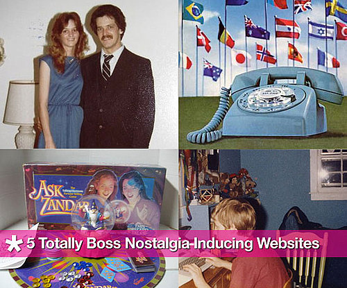 Websites That Inspire Nostalgia