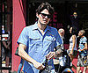 Slide Picture of John Mayer in NYC 2010-06-21 06:30:22