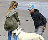 Slide Picture of New Couple Ryan Seacrest and Julianne Hough in Malibu