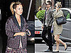 Pictures of Kate Hudson Visiting Muse's Matthew Bellamy in Paris