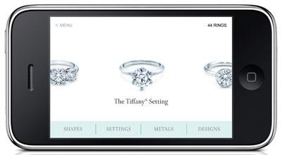Tiffany & Co. Engagement Ring App 2010-06-14 09:53:35