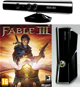 New Xbox Slim, Fable 3, Microsoft Kinect Release Dates at E3