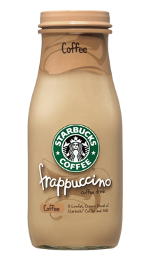 $1 Off Starbucks Frappuccino