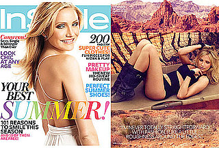 Pictures of Cameron Diaz on the July Cover of InStyle 2010-06-15 10:00:00