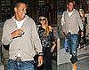 Pictures of Jay-Z and Beyonce Out to Dinner In NYC