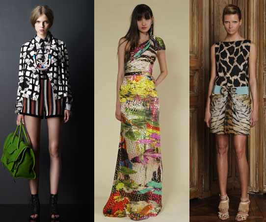 Cruise '11 Spotlight: Fresh, Fabulous, Ferocious Prints