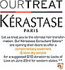 Free Hair Treatments and Blow Outs From Kérastase