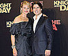 Slide Picture of Tom Cruise and Cameron Diaz At Knight and Day Premiere in Spain