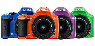Brightly-Colored Cameras