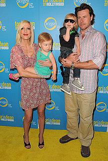 Tori Spelling Discusses Marriage